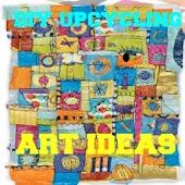 DIY Upcycling Art Ideas