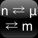 nano,micro,milli convert icon