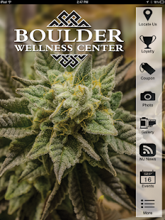 Boulder Wellness Center- screenshot thumbnail