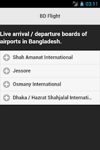 Bangladesh Flight Live- screenshot thumbnail