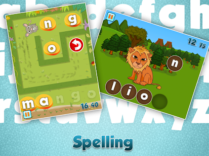 Fun English Learning Games - screenshot thumbnail