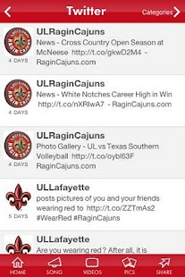 UL Lafayette Mobile - screenshot thumbnail