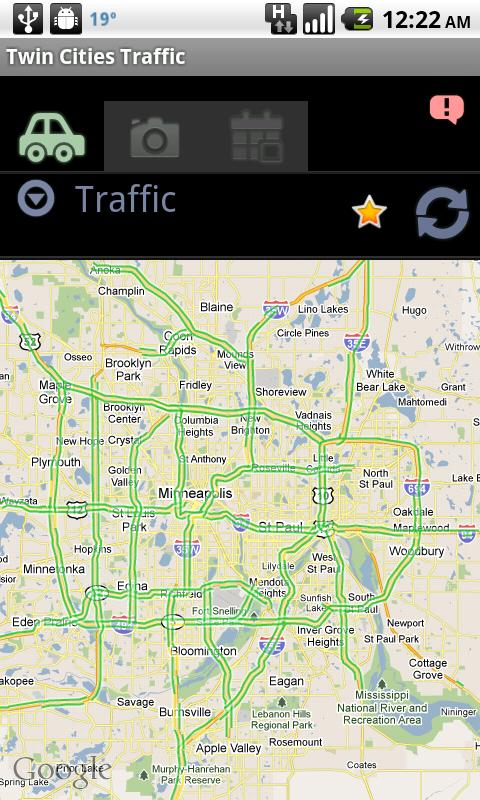 Twin Cities Traffic & Camera - screenshot