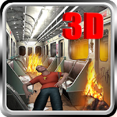 U-Bahn-Escape-3D