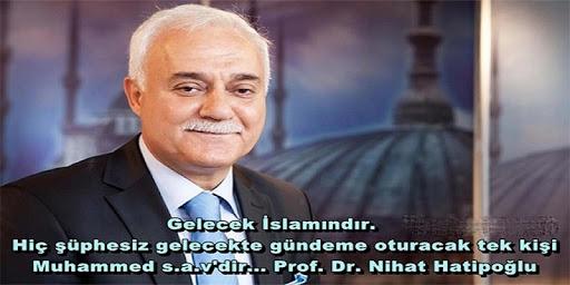 Nihat Hatipoğlu Sohbetler TV
