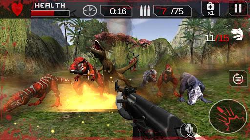 恐龙 狩猎: 猎人: Dinosaur Hunter 3D