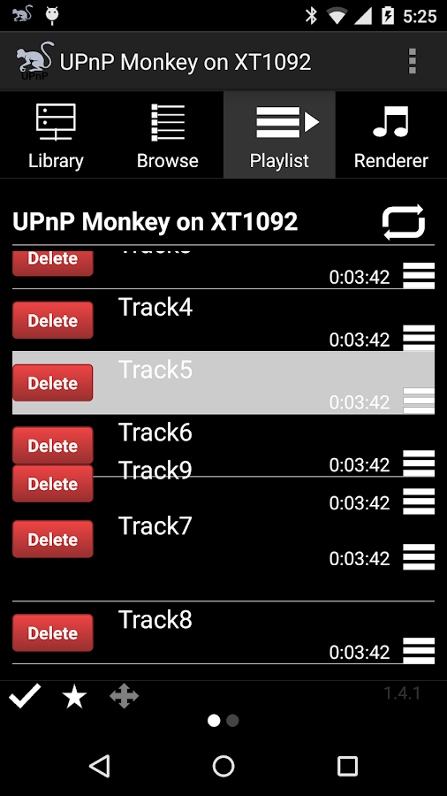UPnP Monkey- screenshot