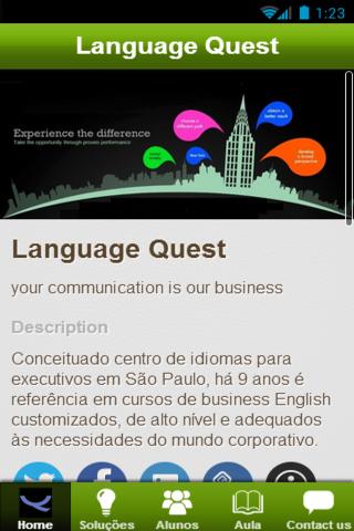 Language Quest