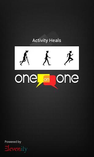 Activity Heals 1on1