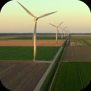 Windmills Video Live Wallpaper APK
