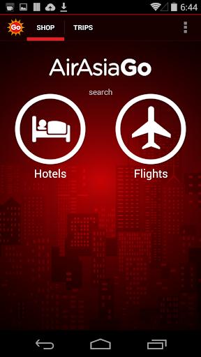 亚航假日 - 酒店 + 机票