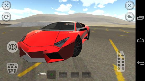 High Speed Car HD 賽車遊戲 App-癮科技App