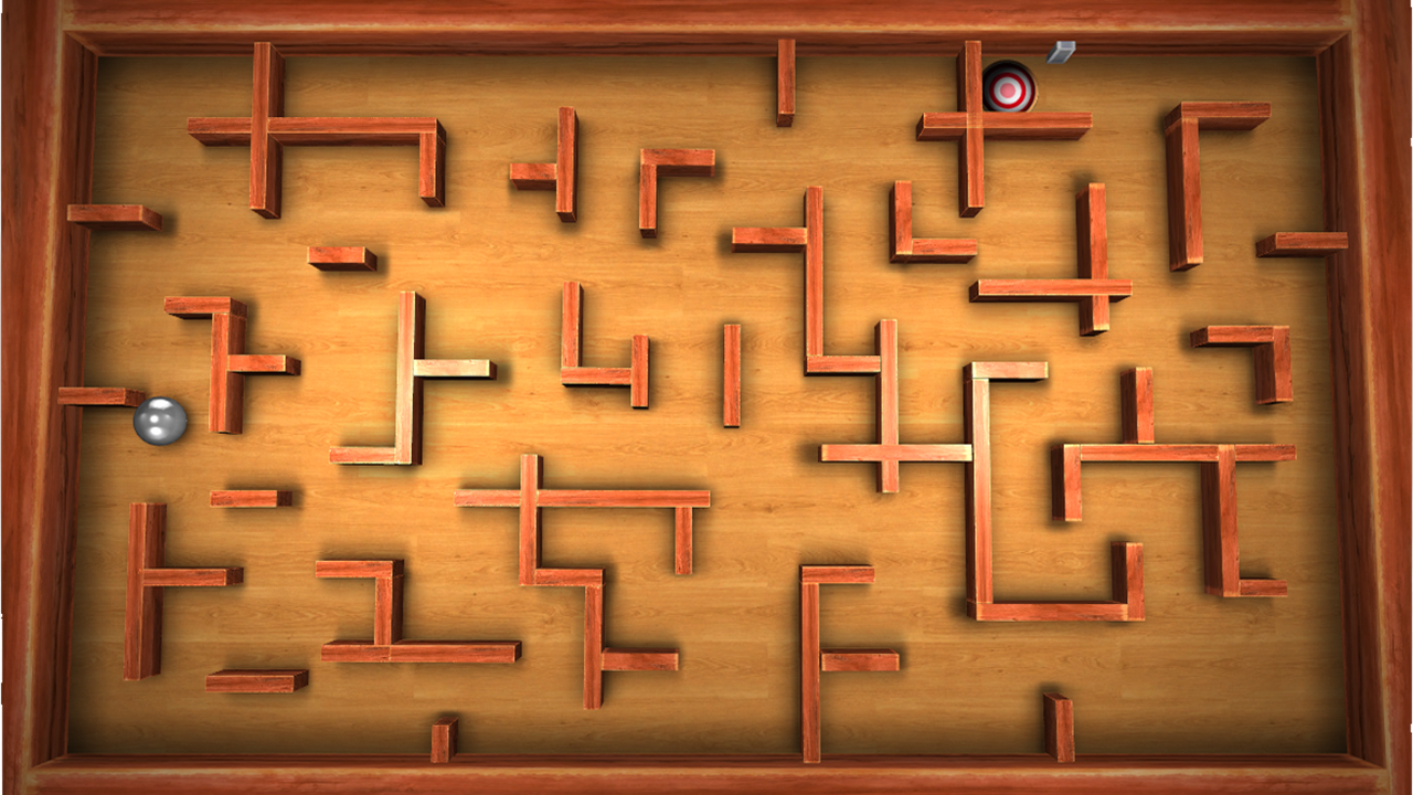 Crazy Labyrinth 3D- screenshot