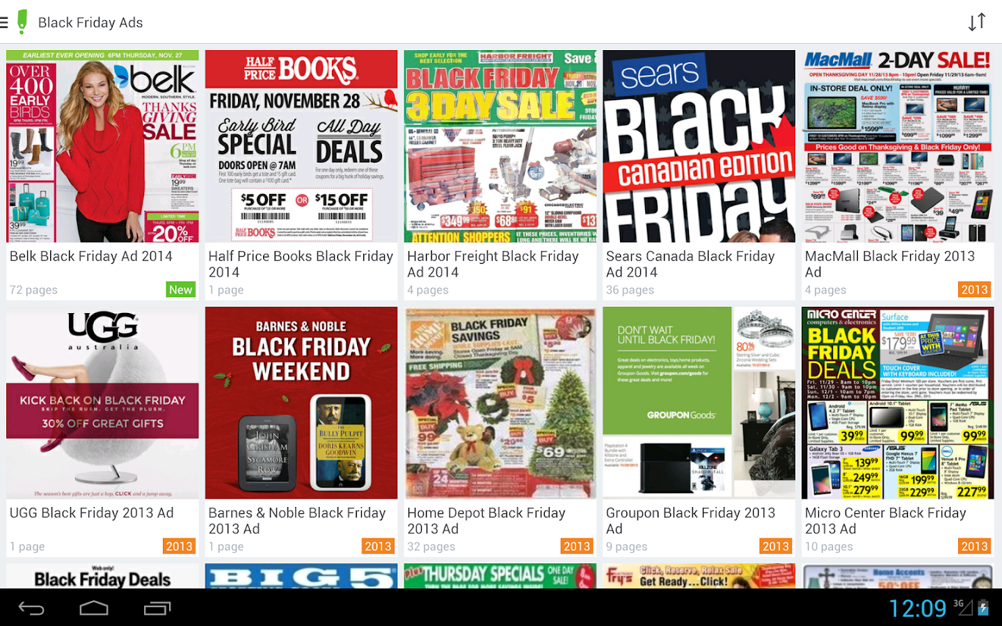 Black Friday - BlackFriday.com - screenshot