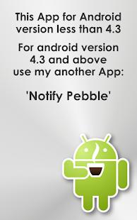 【免費生產應用App】Notifier Pebble-APP點子