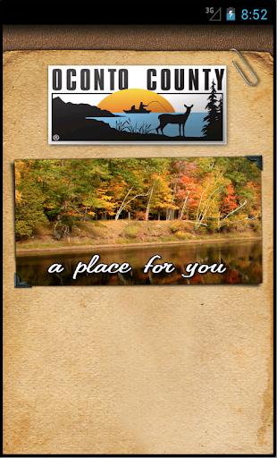 Oconto County Tourism App