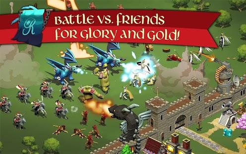Kingdoms of Zenia: Dragon Wars- screenshot thumbnail