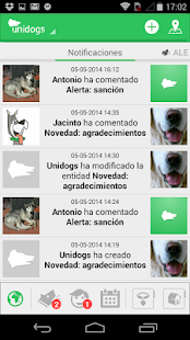 Unidogs App- screenshot thumbnail