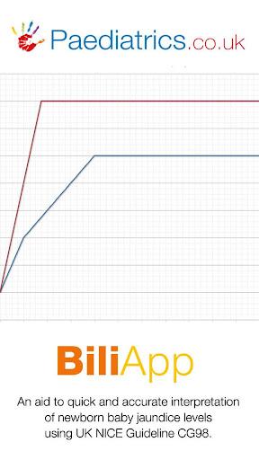 BiliApp Newborn Jaundice Tool  screenshots 4