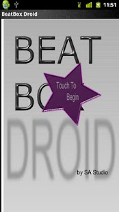 BeatBox Droid Free - screenshot thumbnail