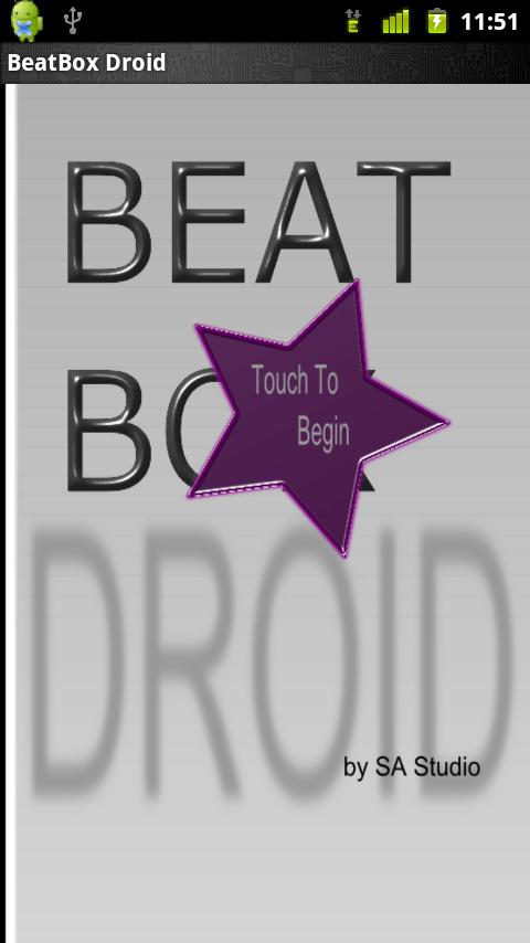 BeatBox Droid Free - screenshot