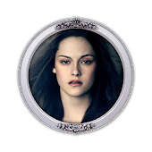 Twilight Bella Sticker Widget