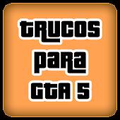 Trucos para GTA 5 (V) Gratis