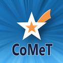 Pitt CoMeT logo