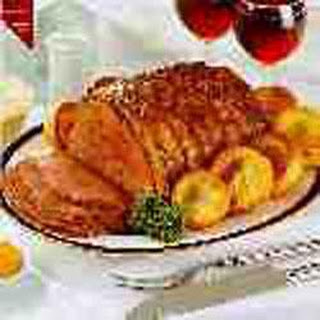 Traditional Roast Beef with Yorkshire Pudding Recipe