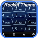 RocketDial Razr Blue Theme icon