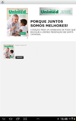 玩新聞App|Revista Família Unimed免費|APP試玩