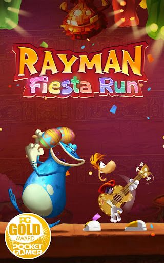 Rayman Fiesta Run screenshot 9