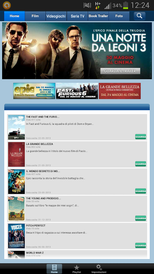 Movies Games Photo iVid Tablet - screenshot