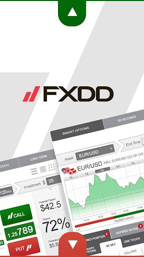 FXDD Malta Binary Option