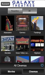 Galaxy Theatres - screenshot thumbnail