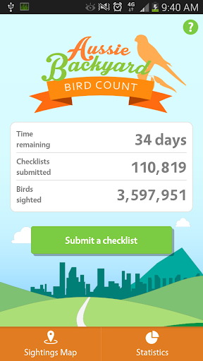Aussie Bird Count