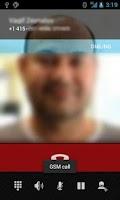 Screenshot of Call Manager