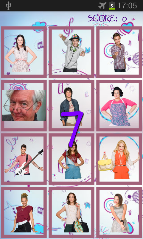 Violetta wallpapers and more - screenshot