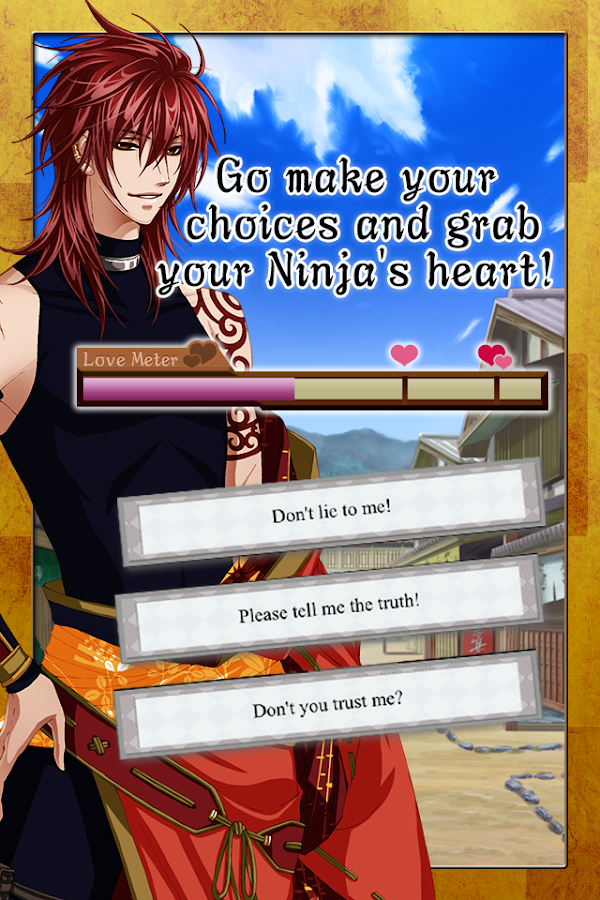 Shall we date?: Ninja Love+ - screenshot
