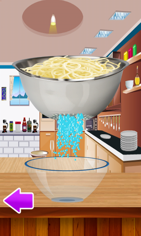 Pasta Maker Cooking Games- screenshot