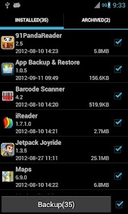 [Super Backup : SMS & Contacts] Screenshot 4
