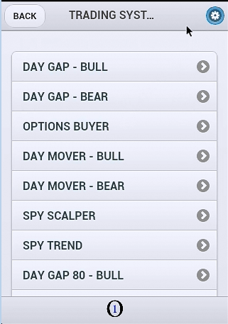 OneOption Mobile Stock Trader