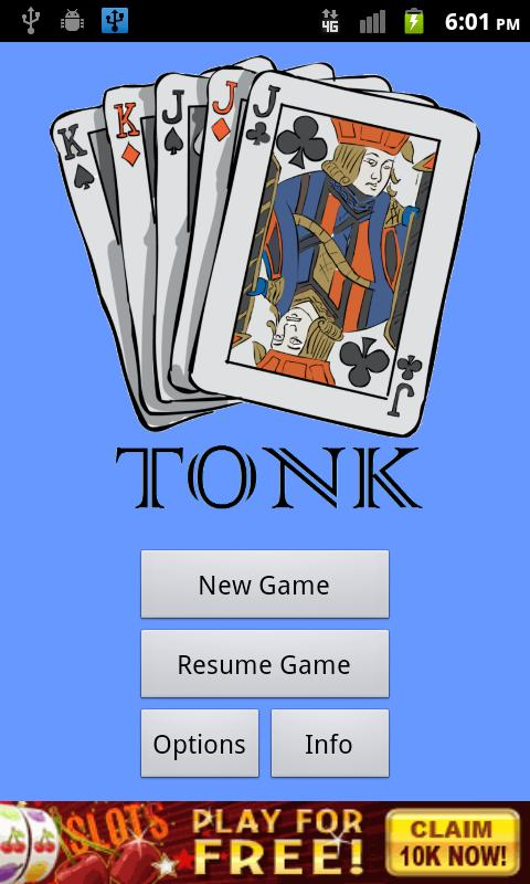 Tonk- screenshot
