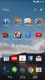 EverythingMe Launcher Screenshot 1