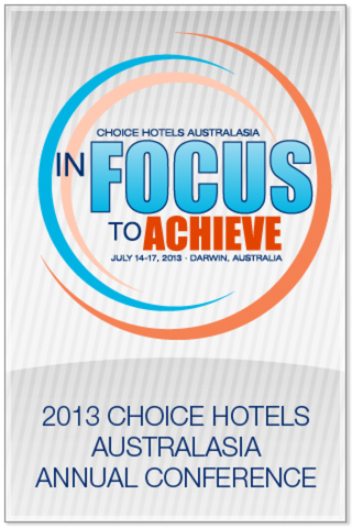 Choice Hotels Australasia 2013