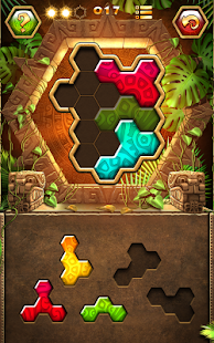 Montezuma Puzzle 3 Free Screenshot