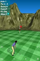 Screenshot of Par 72 Golf