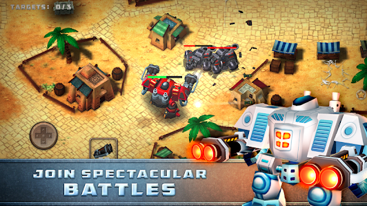Steel Mayhem: Robot Defender v1.0.7