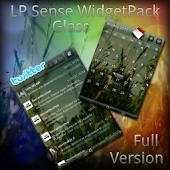 LauncherPro Glass Sense skin