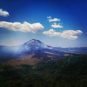batur# by Yudya Daton - Instagram & Mobile Instagram ( vulcano, morning, bali, travel, hindu, kintamani, holiday )